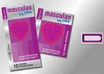 Masculan Ultra Double Protection